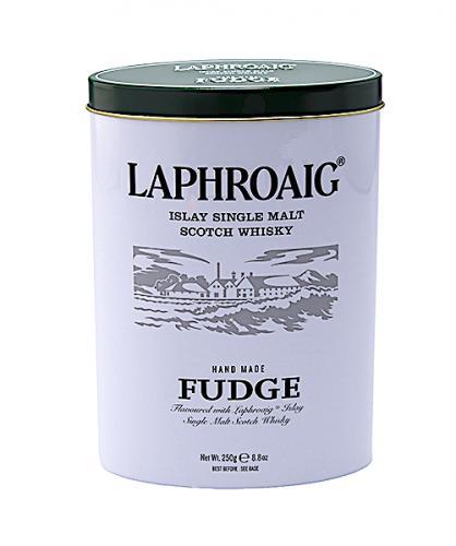 Laphroaig Whisky Fudge Tin 250g