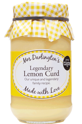 Legendary Lemon Curd 320g