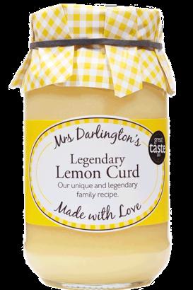 Legendary Lemon Curd 320g