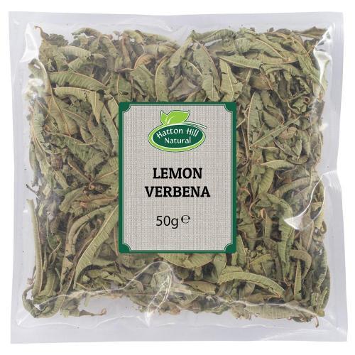 Citron Verbena Hel / Lemon Verbena Leaves (whole) 50gr