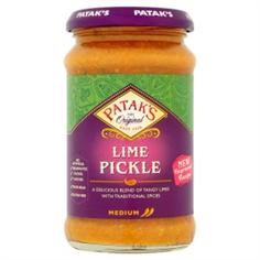 Lime Pickle 340g