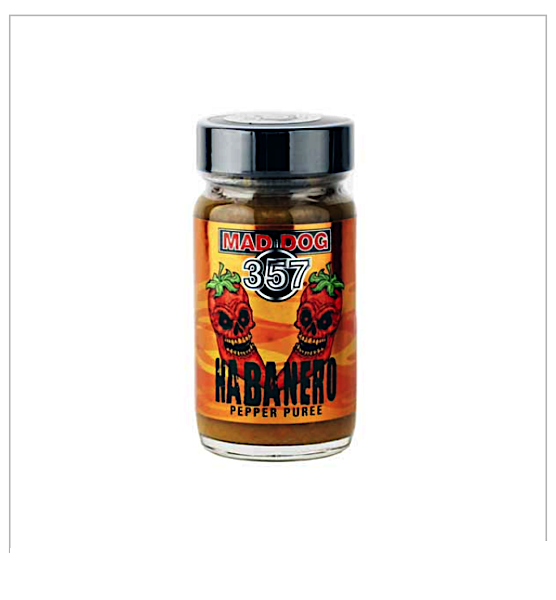 Mad Dog 357 Habanero Puree​
