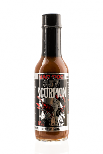 MAD DOG 357 SCORPION SAUCE