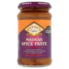 Madras Curry Paste 340g