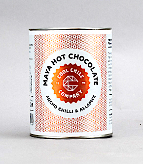 MAYA HOT CHOCOLATE - ANCHO CHILLI & ALLSPICE - 150G