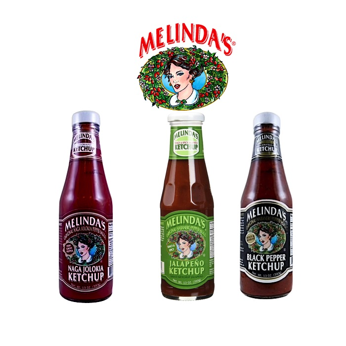 Melinad Ketchup Gift Set