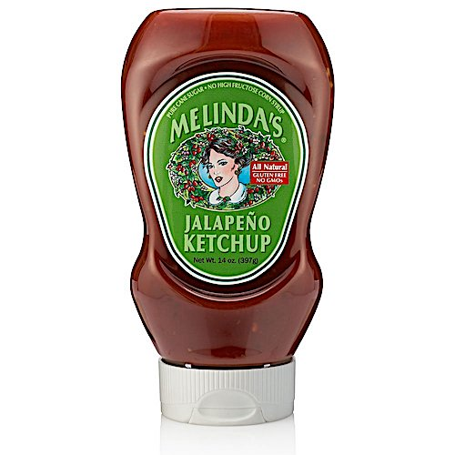 MELINDA'S JALAPENO  KETCHUP Squeeze