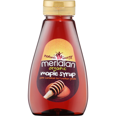 Lönnsirap Ekologisk / Organic Squeezy Maple Syrup 330ml