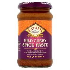 Mild Curry Paste 340g