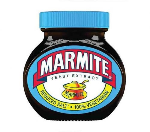 Marmite in a blue jar 250g