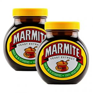 Marmite Yeast Extract - 2x250g​​​​​​​​​r