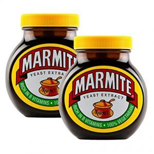 Marmite Yeast Extract - 2x250gr