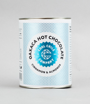 OAXACA HOT CHOCOLATE - CINNAMON & ALMONDS - 150G