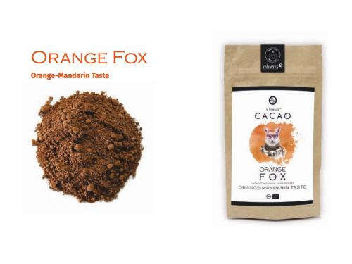 Ekologisk Orange Fox 125g