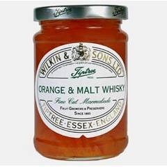 Wilkin Sons Orange with Malt Whisky Marmalade 340g