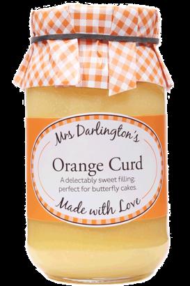 Mrs Darlington's Orange Curd 320gr