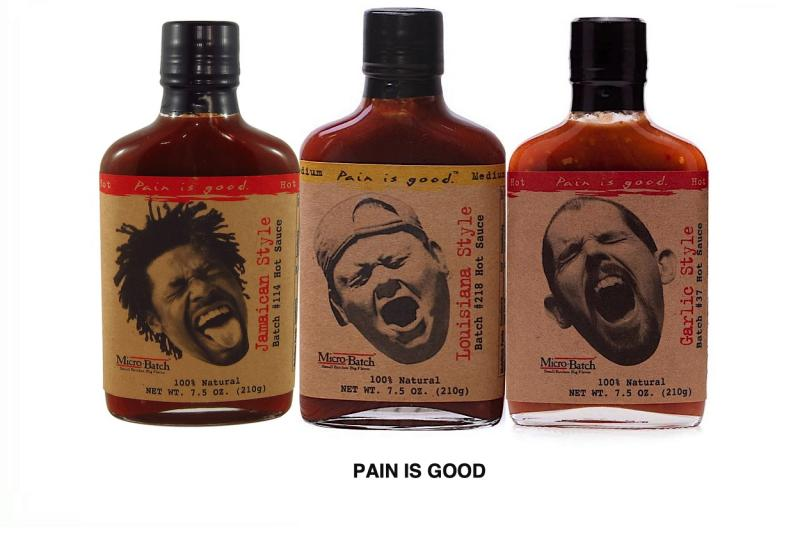 PAIN IS GOOD GIFT SET
