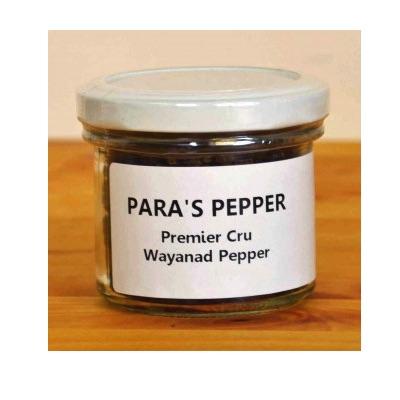 Para's Pepper , Premier Cru Wayanad Pepper, 55g