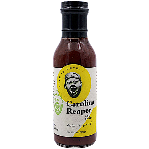 Pain is Good Carolina Reaper BBQ