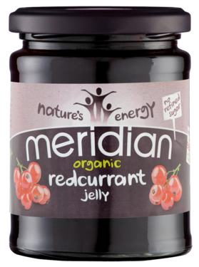 ​Organic Red Currant Jelly / Röda Vinbär Sylt