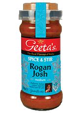 Spice & Stir Rogan Josh - 350g