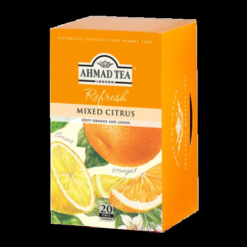 Ahmad Te Citrus-Te 20 Tepåsar