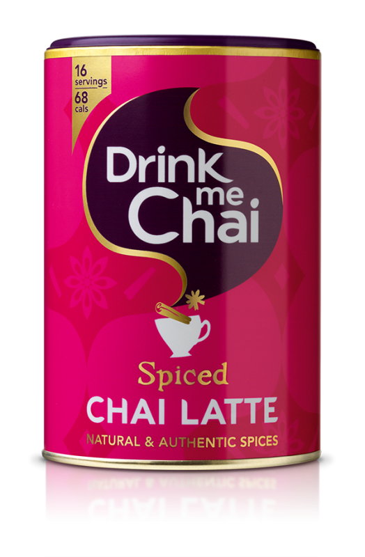 Chai Latte Spiced 250g