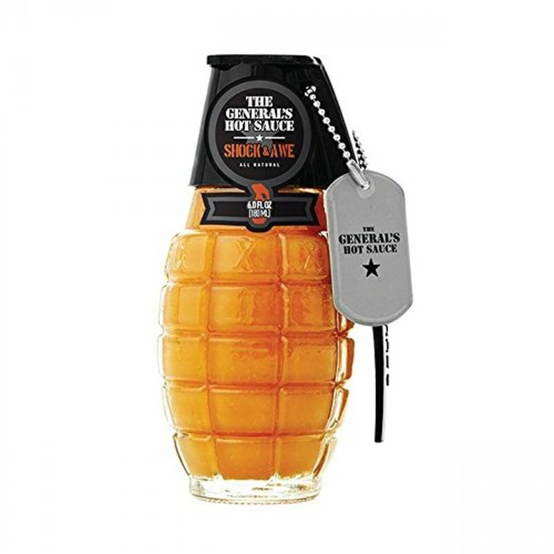 The General's Shock & Awe Hot Sauce (6 oz.)