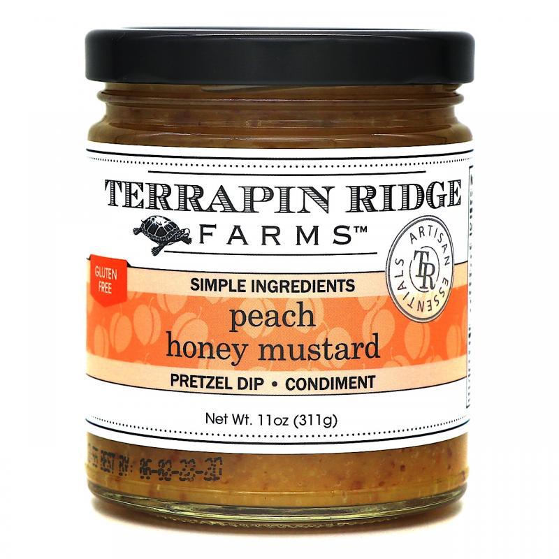 Terrapin Ridge Farms Peach Honey Mustard Dip 311gr