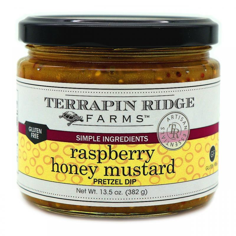 Terrapin Ridge Farms Raspberry Honey Mustard 382gr