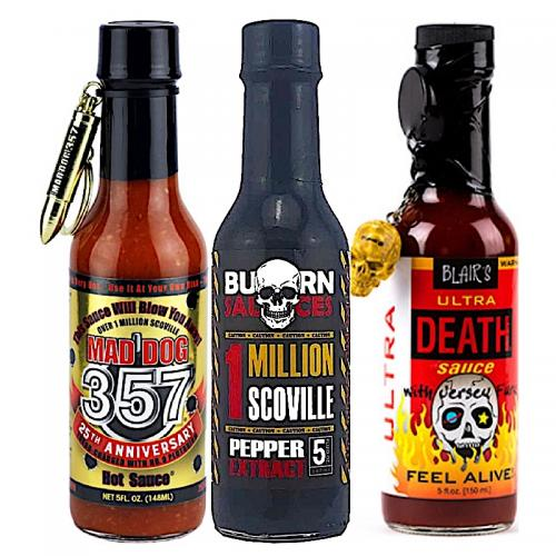 Extreme Pepper Sauce in the Universe Bundle