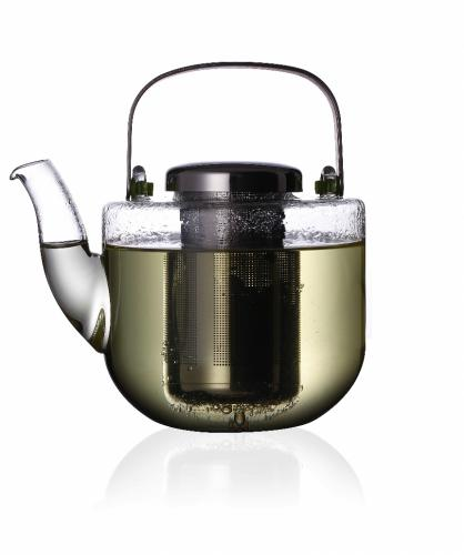 ​BJORN GLASS TEAPOT 650ml