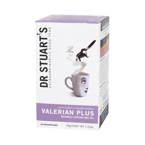 Valerian Plus Te 15 tepåsar