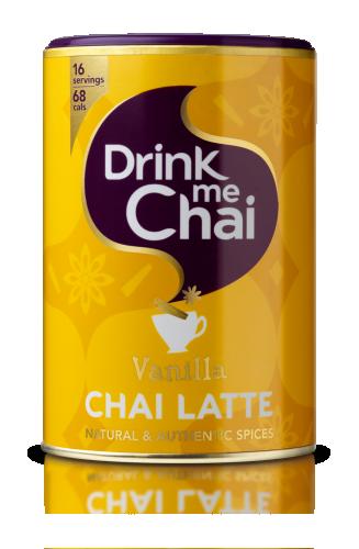 Chai Latte Vanilj 250g