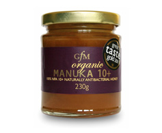 Ekologisk Manuka honey NPA 10+ 230gr