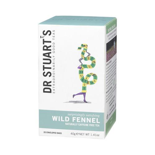 Vild fänkål Te / Wild Fennel 15 tepåsar