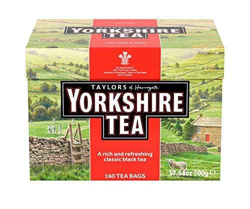 Yorkshire Tea 160`s