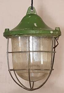 Taklampa, industrilampa