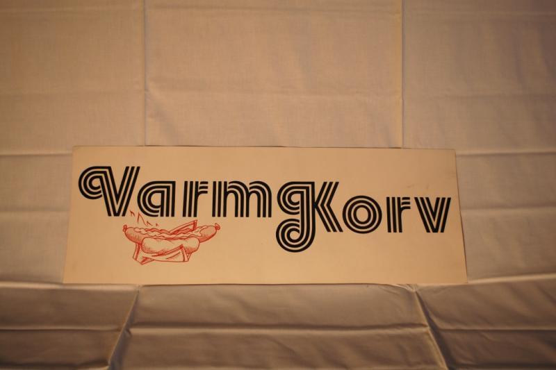 Varmkorv