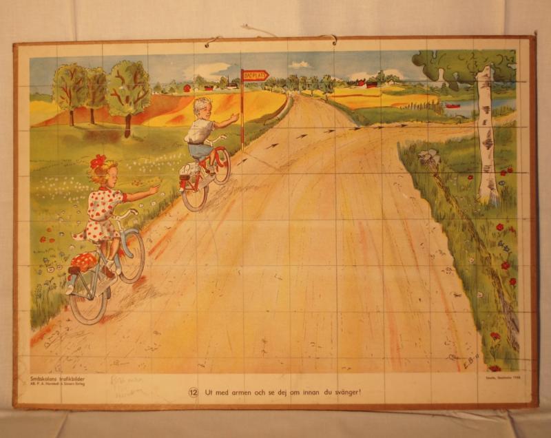 Småskolans Trafikbilder