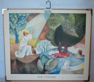 Skolplansch Getsemane