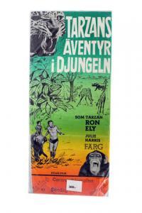 Tarzans äventyr i djungeln