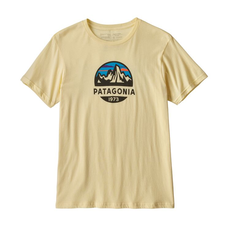 M's Fitz Roy Scope Organic T-Shirt