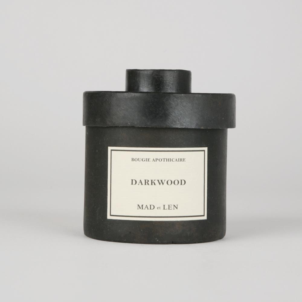 Bougie Apothicaire - Darkwood, 300g