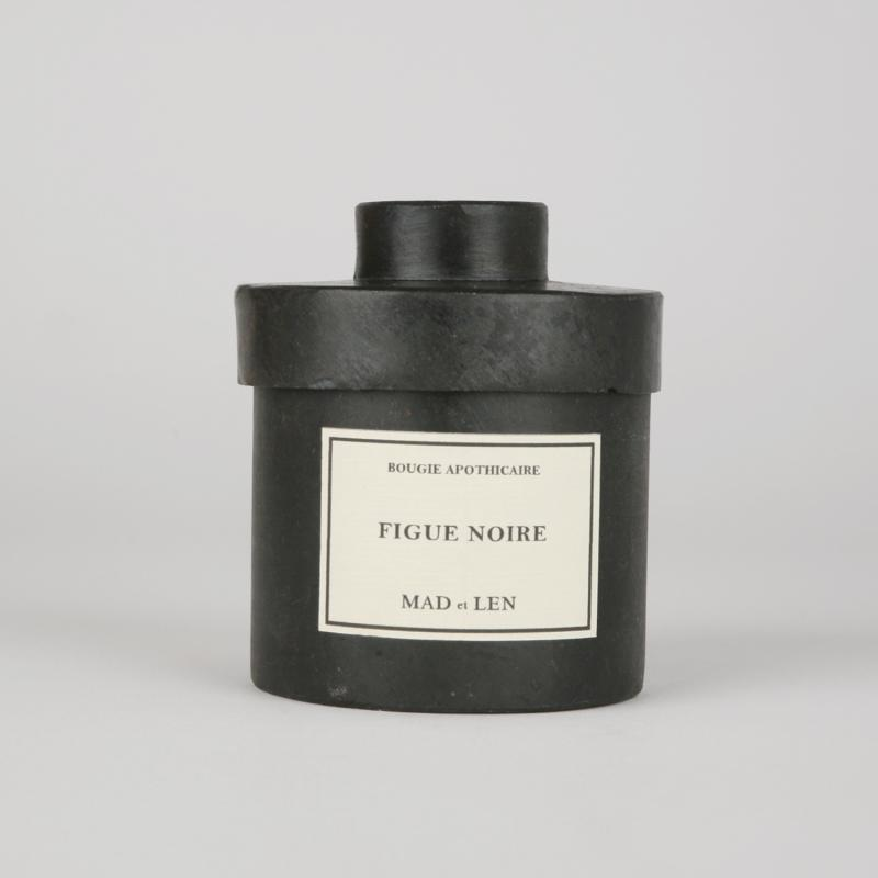 Bougie Apothicaire - Figue Noire, 300g