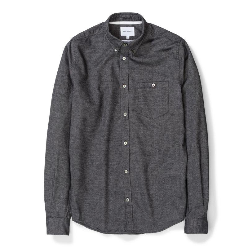 Anton Brushed Flannel
