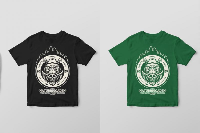 Naturbrigaden T-Shirt