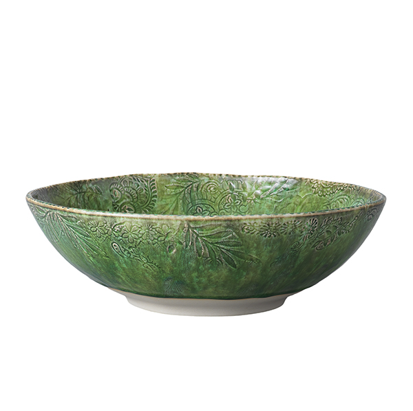 Large bowl, seaweed