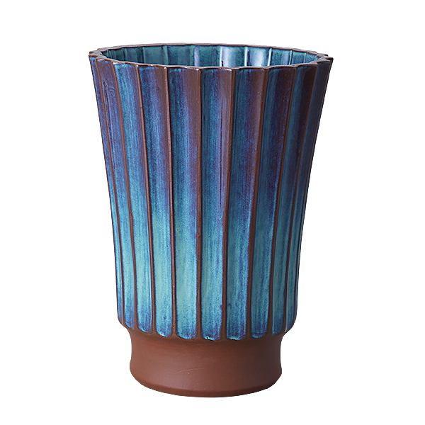 Salon high vase, melange