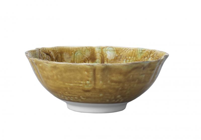 Bowl, pineapple